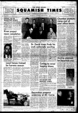 Squamish Times: Wednesday, February 26, 1969