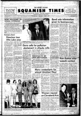 Squamish Times: Wednesday, April 23, 1969