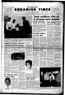 Squamish Times: Wednesday, August 13, 1969