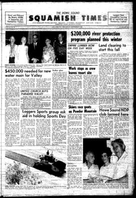 Squamish Times: Wednesday, September 17, 1969