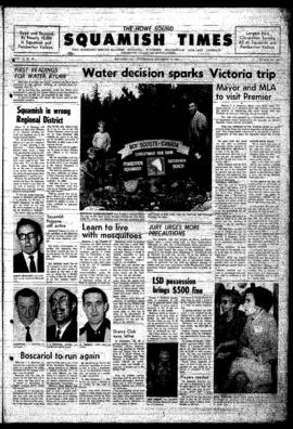 Squamish Times: Wednesday, November 12, 1969