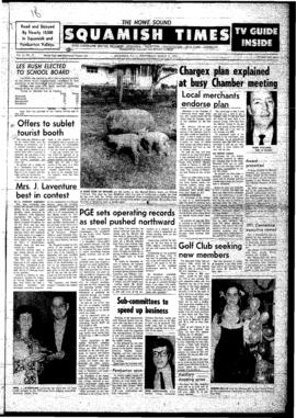 Squamish Times: Wednesday, March 25, 1970