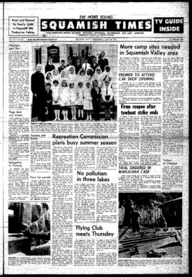 Squamish Times: Wednesday, June 24, 1970