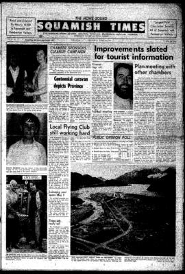 Squamish Times: Wednesday, April 28, 1971
