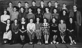1948 - 1949 school picture, Mashiter School