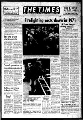 Squamish Times: Wednesday, February 2, 1972