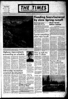 Squamish Times: Wednesday, April 26, 1972