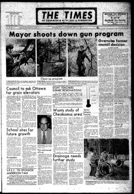 Squamish Times: Wednesday, April 19, 1972