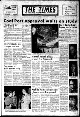 Squamish Times: Wednesday, September 20, 1972