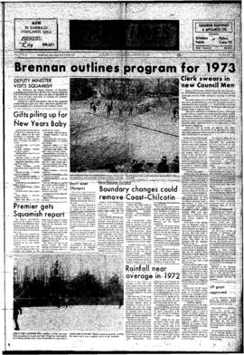 Squamish Times: Wednesday, January 10, 1973