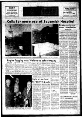 Squamish Times: Wednesday, April 4, 1973