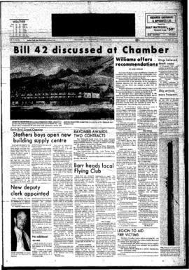 Squamish Times: Wednesday, March 14, 1973
