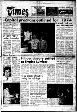 Squamish Times: Wednesday, January 9, 1974