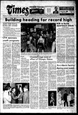 Squamish Times: Thursday, April 11, 1974