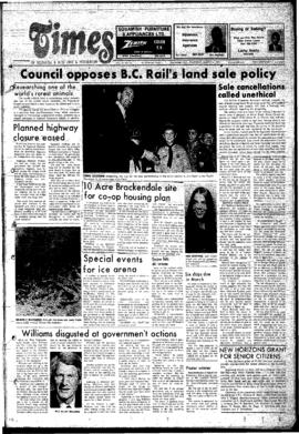 Squamish Times: Thursday, March 14, 1974