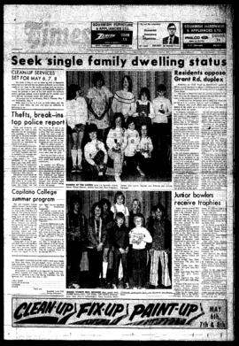 Squamish Times: Thursday, May 2, 1974