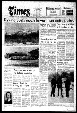 Squamish Times: Thursday, February 6, 1975
