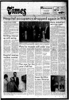 Squamish Times: Thursday, April 1, 1975
