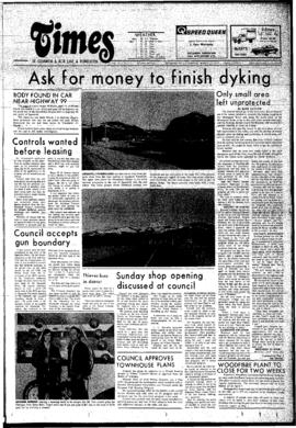 Squamish Times: Thursday, March 13, 1975