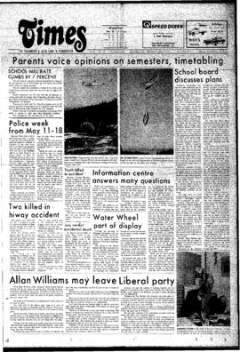 Squamish Times: Thursday, May 8, 1975