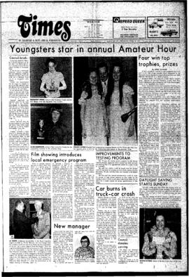 Squamish Times: Thursday, April 24, 1975