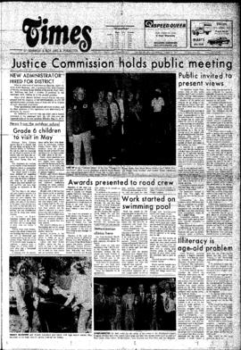 Squamish Times: Thursday, April 17, 1975