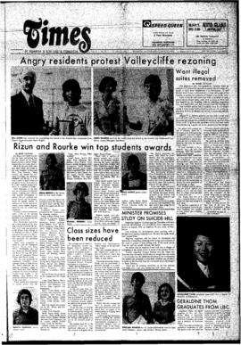 Squamish Times: Thursday, June 12, 1975