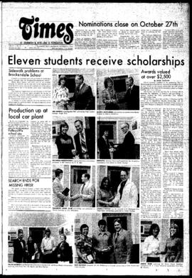 Squamish Times: Thursday, October 9, 1975