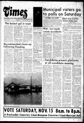 Squamish Times: Thursday, November 13, 1975