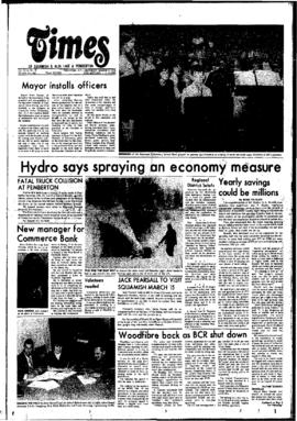 Squamish Times: Thursday, March 4, 1976