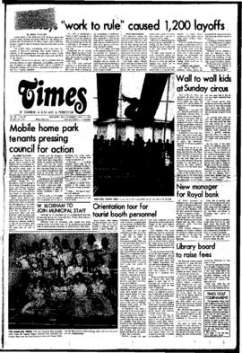 Squamish Times: Thursday, May 13, 1976