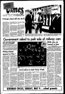 Squamish Times: Thursday, May 6, 1976