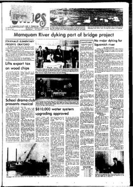 Squamish Times: Thursday, March 17, 1977