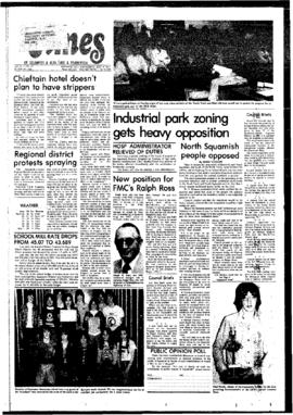 Squamish Times: Wednesday, May 4, 1977