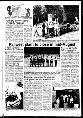 Squamish Times: Wednesday, July 27, 1977