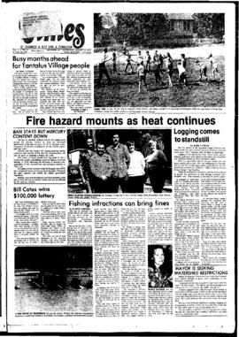 Squamish Times: Wednesday, August 17, 1977