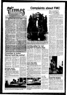 Squamish Times: Wednesday, April 5, 1978