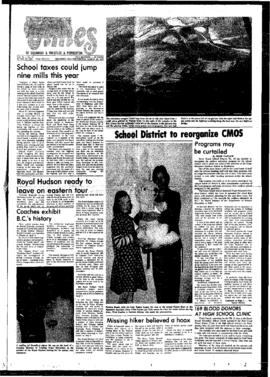 Squamish Times: Wednesday, March 29, 1978