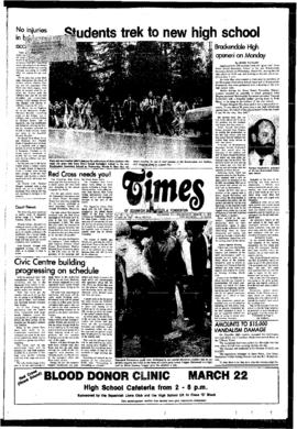 Squamish Times: Wednesday, March 15, 1978