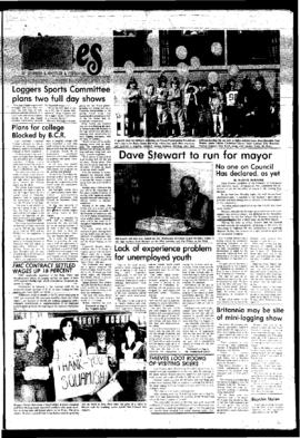 Squamish Times: Wednesday, March 14, 1979