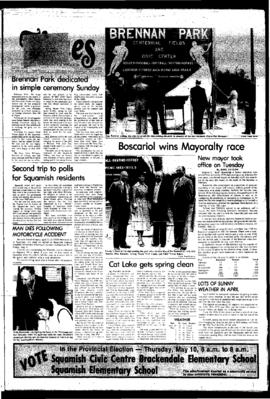 Squamish Times: Wednesday, May 9, 1979