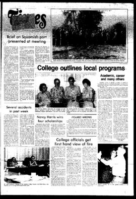 Squamish Times: Wednesday, September 26, 1979
