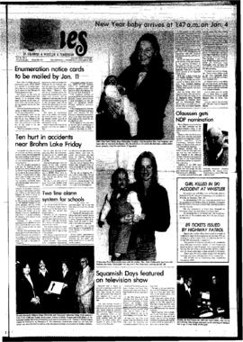 Squamish Times: Wednesday, January 9, 1980