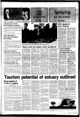 Squamish Times: Tuesday, March 25, 1980