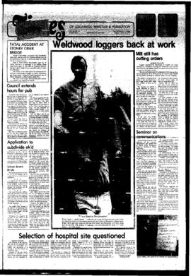 Squamish Times: Tuesday, April 29, 1980