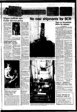 Squamish Times: Tuesday, April 22, 1980