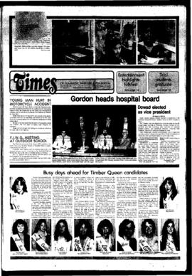 Squamish Times: Wednesday, July 2, 1980