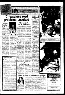 Squamish Times: Tuesday, June 24, 1980