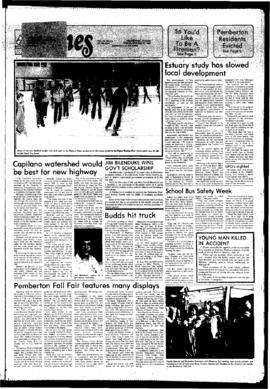 Squamish Times: Tuesday, September 22, 1980