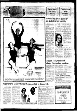 Squamish Times: Tuesday, September 2, 1980